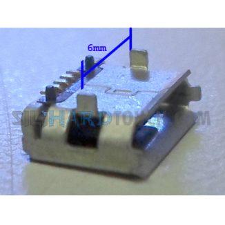 Pin de carga micro usb P21