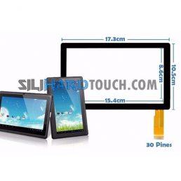 """Touch Q8/Q88 tablet 7"""" Compatible Varias Marcas"""