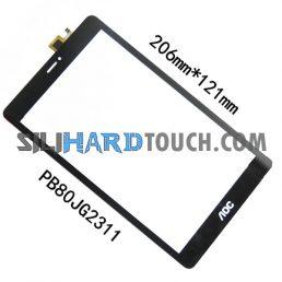 Touch AOC U807 pb80jg2311