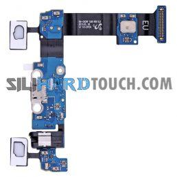 P162 pin de carga con flex S6 EDGE PLUS SM-G928F