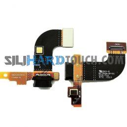 cable flex pin de carga usb sony xperia m5 e5603/06 e5653 5825501201E F1408-D1 NETRON-DY E231732