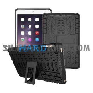Funda TPU con soporte ipad mini 1 2 3