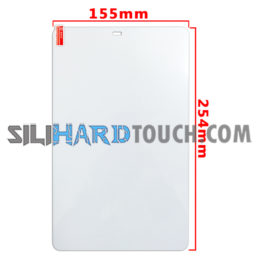 Vidrio Templado Samsung Tab A T590 T595 (155x254mm)