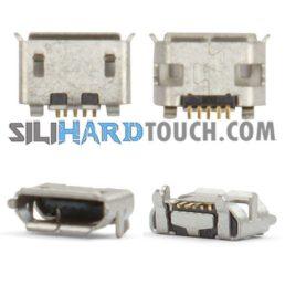 Blackberry 8220, 8520, 8530, 9100, 9520, 9550, 9700, 5 pin, tipo 5, micro USB tipo-B